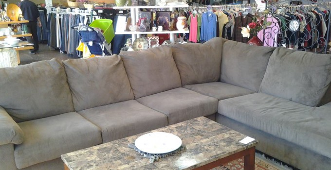 Chaise Styled Sectional