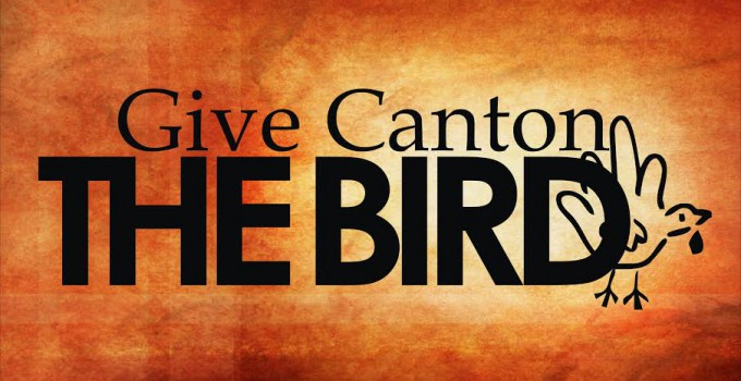 "Help us ""Give Canton the Bird"" this Thanksgiving"